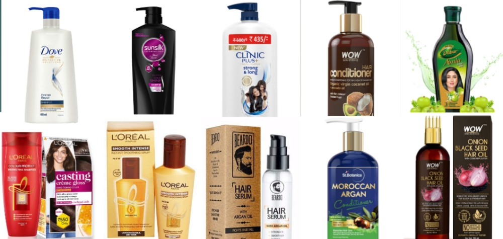 Hair Products 2020 Best Hair Care Products And Brands In India For Healthy Hair Khatta Dhokla